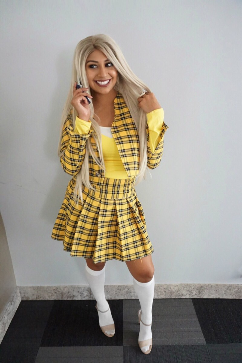 Cher Clueless Outfit DIY